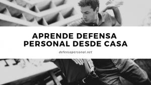 Defensa Personal desde Casa